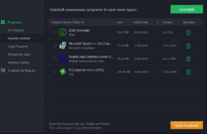 IOBIT Uninstaller Pro Key 10.4.0.15 + Full Crack (Latest 2021)