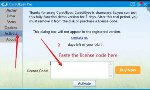 CareUEyes Pro 2.0.0.9 Crack with License Code Free Download