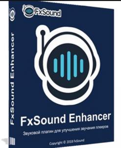 FXSound Enhancer Premium + Full Crack For PC