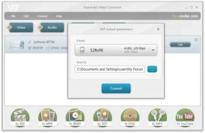 Freemake Video Converter 4.1.13.83 Crack + Serial Key [Full]