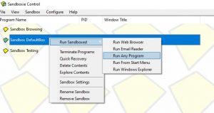 Sandboxie 5.51.5 Crack + License Key Free Download